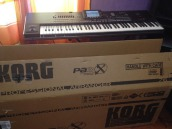 Korg Pa 3X 76 Keys Pro Arranger for sale €700 объявление