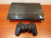 PS3 Super Slim 4008c 500gb+ Move 2 шт и PS Eye объявление