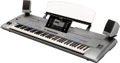 Yamaha Tyros5 61-Key Arranger Keyboard Workstation объявление