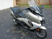 BMW C650GT 647cc scooter(2014-current) объявление