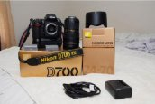 Nikon D700 Digital SLR Camera with lens объявление