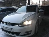 Volkswagen Golf 7 2013г комплектация Highline (1.4 140 л.с.) объявление