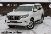 Toyota Land Cruiser Prado объявление