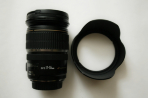 Canon EF-S 17-55 mm f/2.8 IS USM фото 2
