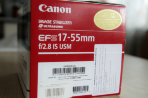 Canon EF-S 17-55 mm f/2.8 IS USM фото 4