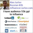 Business influencer russian KOL Russia объявление